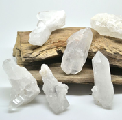MOUNTAIN CRYSTAL, DRUSE - DECORATIVE MINERALS AND ROCKS