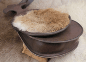 SCOTTISH SPORRAN WITH FUR - BAGS, SPORRANS