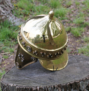 CELTIC FANTASY HELMET, BRASS - ROMAN AND CELTIC HELMETS
