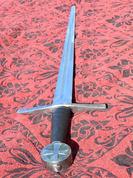HARTWIG, SINGLE HANDED SWORD FOR COMBAT - MEDIEVAL SWORDS