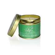 BOG MYRTLE AND FRESH MINT TRAVEL CONTAINER - SCENTED CANDLES