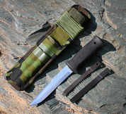 UTON, CZECH ARMY KNIFE VZOR 75 MAS - KNIVES