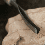 WOOD CHISEL, HAND FORGED, TYPE V - FORGED CARVING CHISELS
