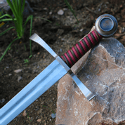 CONWAL SINGLE HANDED MEDIEVAL SWORD FULL TANG - MEDIEVAL SWORDS
