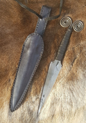 GORMALL, CELTIC DAGGER - COSTUME AND COLLECTORS' DAGGERS