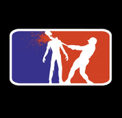 NATIONAL ZOMBIE LEAGUE T-SHIRT - T-SHIRTS, THE MOUNTAIN AND OTHERS