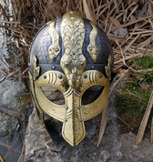 SLEIPNIR, VIKING - FANTASY HELMET - VIKING AND NORMAN HELMETS