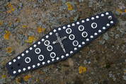 ROCKER, LEATHER BRACELET XXII - WRISTBANDS