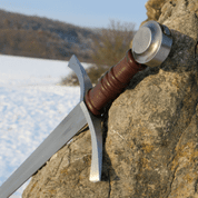 MORNA ONE-HANDED SWORD FULL TANG - MEDIEVAL SWORDS