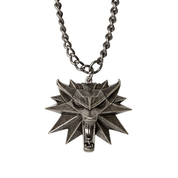 WITCHER - WILD HUNT, MEDALLION - THE WITCHER