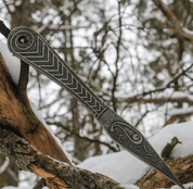 MUNINN WURFMESSER - 1 STÜCK - SHARP BLADES - THROWING KNIVES