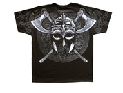 VIKING WARRIOR, T-SHIRT - PAGAN T-SHIRTS NAAV FASHION
