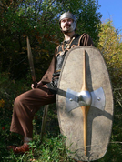 CELTIC WARRIOR WARRIOR, COSTUME RENTAL - COSTUME RENTALS