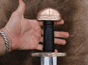 VIKING SWORD KLEPP, NORWAY - VIKING AND NORMAN SWORDS