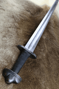 GARTH - VIKING SWORD, ETCHED AND BLUNT - VIKING AND NORMAN SWORDS