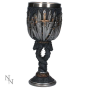 SWORD GOBLET - MUGS, GOBLETS, SCARVES