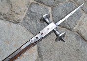 STREITHAMMER, MEDIEVAL TWO HANDED HAMMER - AXES, POLEWEAPONS
