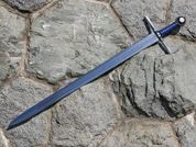 GIRALD, MEDIEVAL BROADSWORD, 14TH CENTURY - MEDIEVAL SWORDS