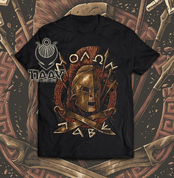 MOLON LABE - SPARTA, T-SHIRT, COLORED, NAAV - PAGAN T-SHIRTS NAAV FASHION