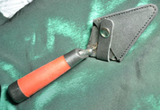 LEATHER HOLSTER FOR ARCHAEOLOGY TROWEL - ARCHAEOLOGY TOOLS