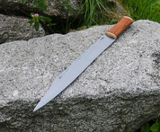ARVID, LONG KNIFE - SEAX - SAEX KNIVES, SCRAMASAX