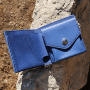 LOGAN, LEATHER WALLET - WALLETS