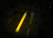 LIGHT STICK YELLOW, CLAWGEAR - FIRE - FIRESTARTERS, LIGHTERS, LIGHTS