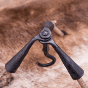 MEDIEVAL CAULDRON TRIPOD, FORGED - PRODUITS FORGÉS