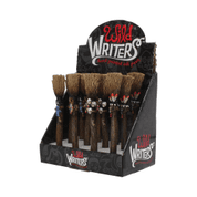 WILD WRITERS BROOMSTICK PEN - FIGURES, LAMPS, CUPS