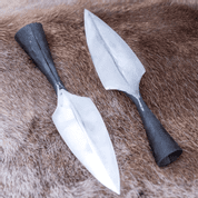 LEIF, HAND FORGED SPEAR - LANCES, SPEARS