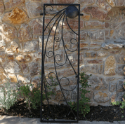 COMET - TRELLIS FORGED GARDEN DÉCOR - FORGED PRODUCTS