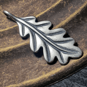 OAK LEAF, SILVER PENDANT, AG 925 - MYSTICA SILVER COLLECTION - PENDANTS
