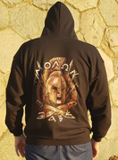 MOLON LABE, SPARTAN HOODIE, NAAV FASHION - PAGAN T-SHIRTS NAAV FASHION