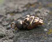 VENUS OF WILLENDORF, PENDANT, BRONZE - PENDANTS, NECKLACES