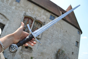 RENOLD, SINGLE HANDED SWORD FOR COMBAT - MITTELALT SCHWERTER