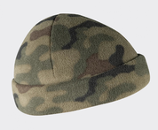 MILITARY CAP, FLEECE, WOODLAND - BALACLAVAS, MILITARY HEADWEAR