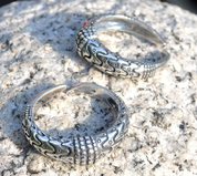 VIKING RING, ORUPGÅRD, DENMARK, STERLING SILVER, AG 925 - PENDANTS - HISTORICAL JEWELRY