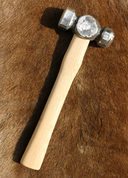 BLACKSMITH'S HAMMER 1.5 KG PRO - BLACKSMITH TOOLS, HAMMERS