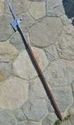 HALBERD IV, REPLICA OF A POLE WEAPON - AXES, POLEWEAPONS