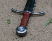 ROHAN, MEDIEVAL SWORD FORGED, SHARP REPLICA - MEDIEVAL SWORDS