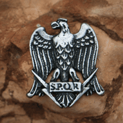 AQUILA, ROMAN EAGLE SPQR, ZINC PENDANT - MIDDLE AGES, OTHER PENDANTS
