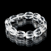 QUARTZ - CRYSTAL, BRACELET - FANTASY JEWELS
