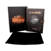 GAME OF THRONES WINTER IS COMING JOURNAL - BOOKS OF SHADOWS