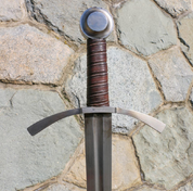 RANDWULF, SINGLE HANDED SWORD, BATTLE READY REPLICA - MEDIEVAL SWORDS
