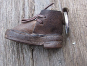 LEATHER SHOE FOR LUCKY VOYAGE - MIDDLE AGES, OTHER PENDANTS
