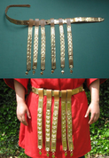 CINGULUM, ROMAN BELT - BELTS