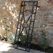 ART DECO - TRELLIS FORGED GARDEN DÉCOR - FORGED PRODUCTS