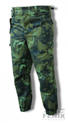 MILITARY TROUSERS, WOODLAND, VZ95, CZECH ARMY - MILITARY TROUSERS