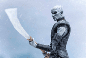 GAME OF THRONES ACTION FIGURE THE NIGHT KING 18 CM - GAME OF THRONES