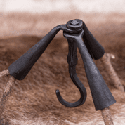 MEDIEVAL CAULDRON TRIPOD, FORGED - FORGED PRODUCTS